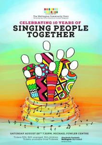 Singing People Together (Portrait) (3)