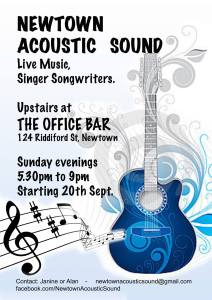 Newtown Acoustic Sound