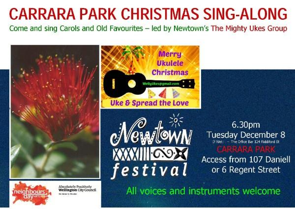 2016 Christmas Sing-along